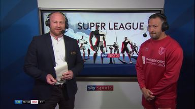 Match analysis with Danny McGuire