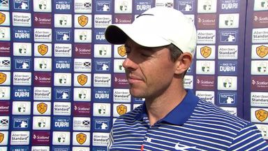 McIlroy content ahead of Open
