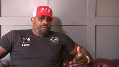 Chisora: I love fighting