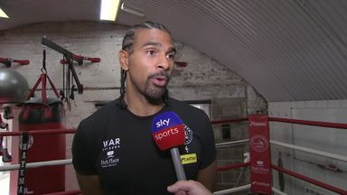 Haye: Parker could be Chisora's prize