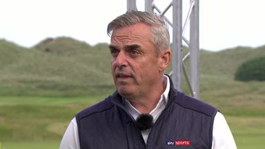 McGinley expects low scores at Portrush