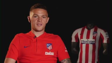 Trippier: I've wanted to play abroad