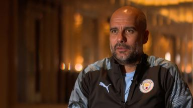 Pep: Players will decide next captain