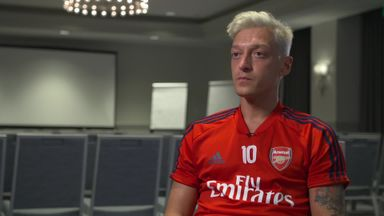 Ozil: Willock will be a big player