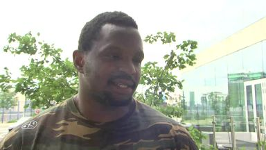 Whyte: Easy fights could trip me up