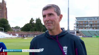 Mark Robinson on England coming up short