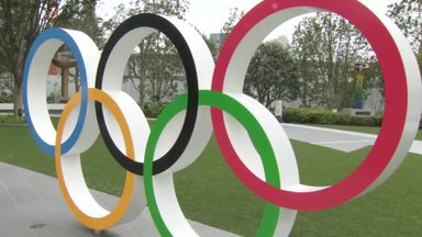 Team GB set for Tokyo landmark