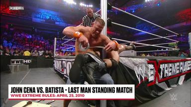 Most intense WWE Extreme Rules matches
