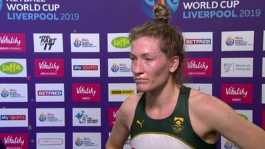South Africa beat Jamaica in thriller