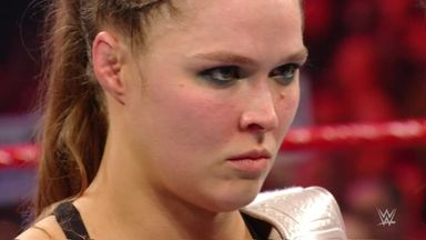 Should Ronda Rousey return to WWE?
