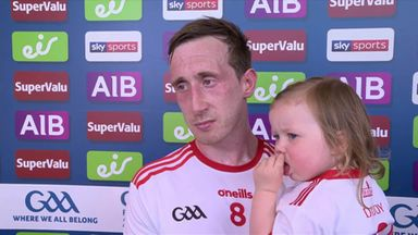 Cavanagh leads Tyrone to win