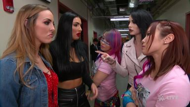 Kabuki Warriors are coming for The IIconics
