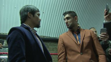 Khan: I made a mistake about Pacquiao