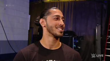 Ali congratulates Nakamura