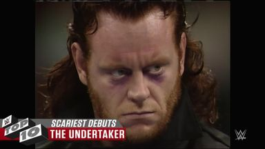 Top 10 scariest WWE debuts