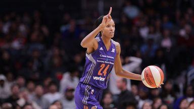 WNBA: Mercury 91-68 Mystics