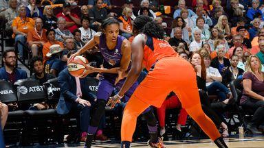 WNBA: Mercury 64-79 Sun