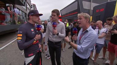 Verstappen savours 'perfect' win