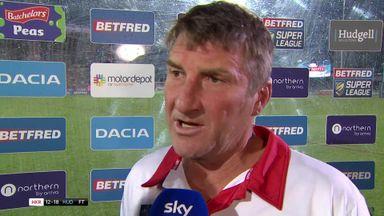 Smith: We tried hard