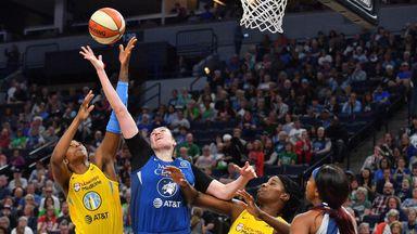 WNBA: Lynx 73-72 Sky