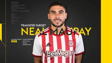 Transfer Target: Neal Maupay