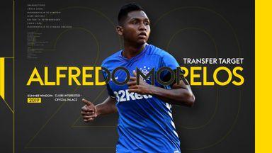 Transfer Target: Alfredo Morelos