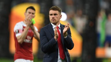 Ramsey: I could not turn down Juventus