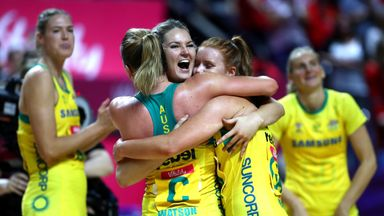 Australia 55-53 South Africa