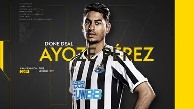Best of Ayoze Perez