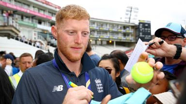 Bayliss: Stokes starred on big stage