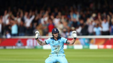 Stokes relives 'that' over