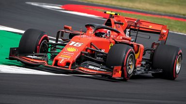 British GP: Qualifying highlights