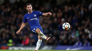 Dyche: Drinkwater can prove himself
