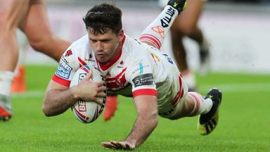 Hull FC 12-40 St Helens