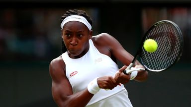 'Gauff reminds me of a young Nadal'