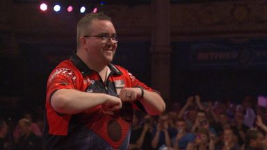 World Matchplay: Story of Day five