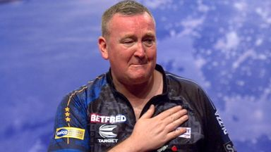 Durrant emotional after MVG victory