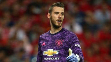 Giggs: New De Gea deal brings stability
