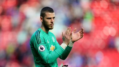 Solskjaer optimistic over De Gea future