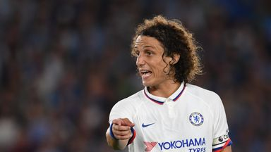 Luiz: Lampard has brought intensity