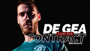 De Gea's best saves