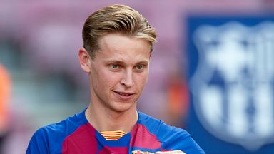 De Jong: Barca have Cruyff philosophy