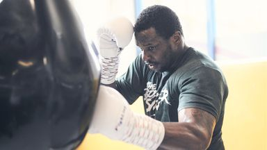 Whyte's lack of title shot 'ridiculous'