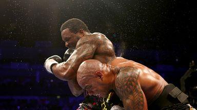 Highlights: Whyte beats Rivas