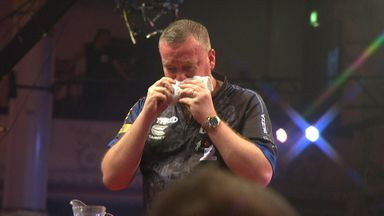 World Matchplay: Story of Day four
