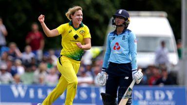Eng vs Aus: 3rd Ashes ODI highlights