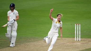 Women's Ashes Test: Day 3 highlights