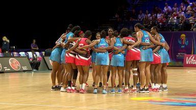 Trinidad & Tobago 67-56 Fiji