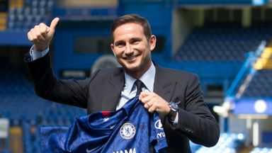 Arnesen: Right moment for Lampard