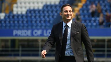 Redknapp backs Lampard for success